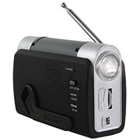 Sportsman Hand Crank Emergency Radio