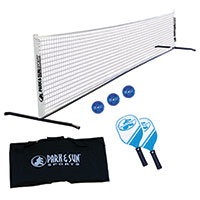 Park & Sun Sports 15' Portable Pickleball Set