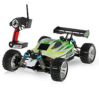 CIS 43MPH Remote Control Buggy - 1:18 Scale