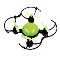 CIS Radio Controlled Mini Drone - Green