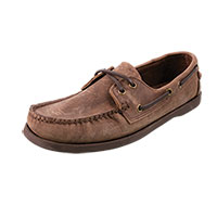 Abbot K Men's Brown Boardwalk Shoes