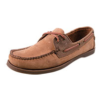 Abbot K Men's Tan Boardwalk Shoes