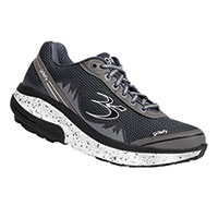Gravity Defyer Men's Grey Mighty Walking Shoes