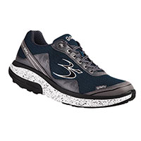 Gravity Defyer Men's Blue Mighty Walking Shoes