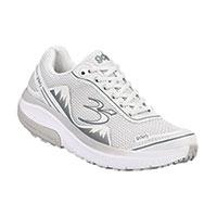 Gravity Defyer Women's White Mighty Walking Shoes
