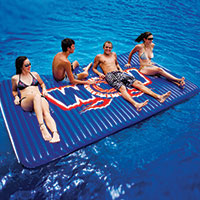 WOW Watersports Inflatable Floating Water Walkway