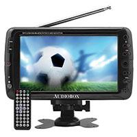 "Audiobox TV-007 7"" Portable TV"