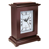 PS Products Rectangular Conceal Clock Safe
