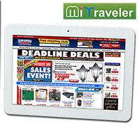 MiTraveler 10.1 inch Tablet