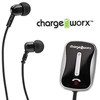 Chargeworx CX9020GR Bluetooth Headphone Adapter