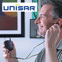 Unisar Wireless TV Earbuds