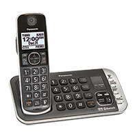 Panasonic KX-TGE675B 5-Handset Cordless Phone System