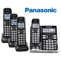 Panasonic KX-TGF574S Bluetooth Cordless Phones