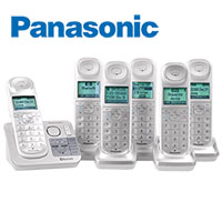 Panasonic KXTGL466S Cordless Phones