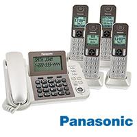 Panasonic Corded/Cordless Phone System
