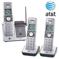 AT&T 3-Handset Phone System