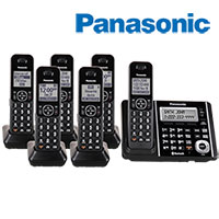Panasonic Phones with Room Monitor