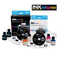 Ink-Telligence 6 Bottle Photo Ink Kit