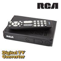 RCA Converter Box