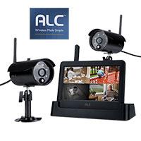 Touchscreen Surveillance System