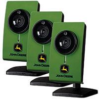 John Deere Indoor Wifi Camera - 3 Pack