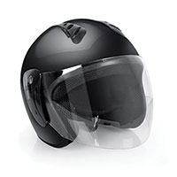 Fuel Open Faced Helmet with Shield