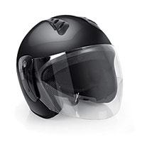 Fuel Open Faced Helmet with Sheild