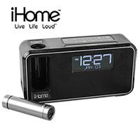iHome Kineta Stereo Alarm Clock