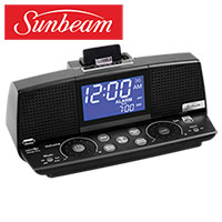 Sunbeam CR1003-005 Alarm with Radio