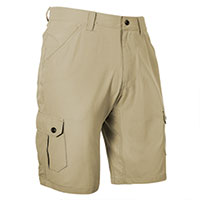 Stillwater Supply Men's Black Stretch Cargo Shorts