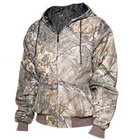 Ranger Men's Camo Twill Jacket