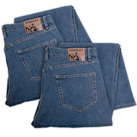 Men's Work Jeans - 2 Pair