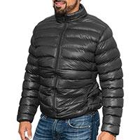 Truppa Men's Black Puffer Jacket