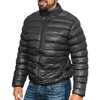 Truppa Men's Black Puffer Jacket