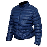 Truppa Men's Navy Puffer Jacket
