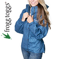 Frogg Toggs Women's Royal Blue Women's Coat