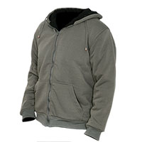 Ideaworks Men's Sherpa Forrest Green Hoody