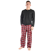Rugged Frontier Men's Pajama Set