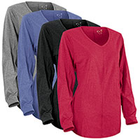 Hanes Just My Size Women's Long Sleeve T-Shirts