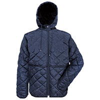 Truppa Men's Navy Lightweight Quilted Jacket