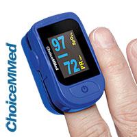 ChoiceMMed Finger Pulse Oximeter