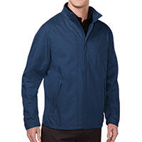 Tri-Mountain Men's Navy Equinox Jacket