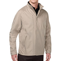 Tri Mountain Gold Equinox Men's Sand Jacket