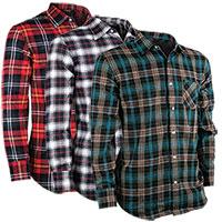 Activa Men's Flannel - 3 Pack