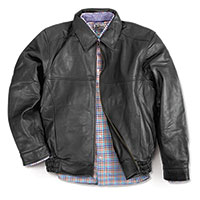 Burks Bay Men's Textured Lamb Fashion Jacket