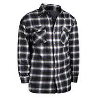 Northern Expedition Ltd. Men's Ponderosa Fleece Flannel