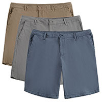 Fourcast Men's Flex Shorts - 3 Pack