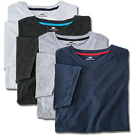 Red Rhino Men's Basic Tees