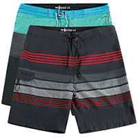 Rio Beach Men's Board Shorts - 2 Pack