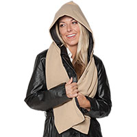Reversible Heated Scarf - 2 Pack